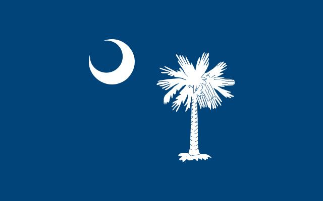 South Carolina Symbol