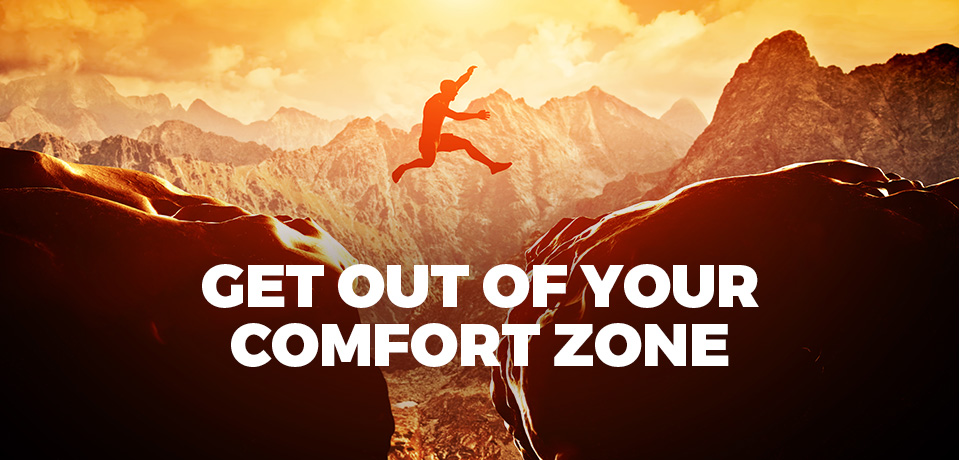Get Out of Your Comfort Zone – Explore Your Outer Circle!