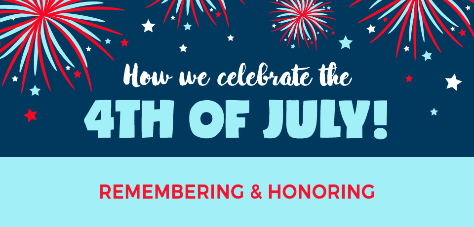 Celebrating, Remembering, and Honoring!