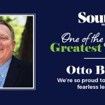 President Otto Bielss, named one of ...