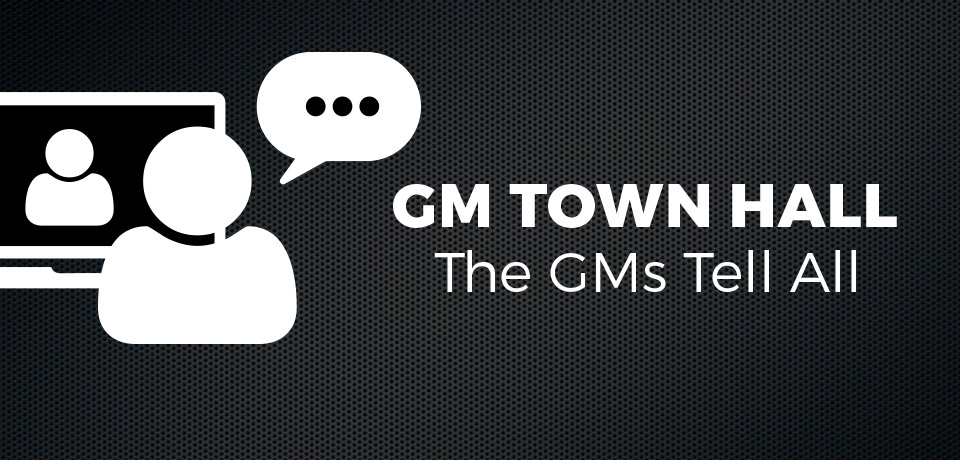 The GMs Tell All: Gus Perea