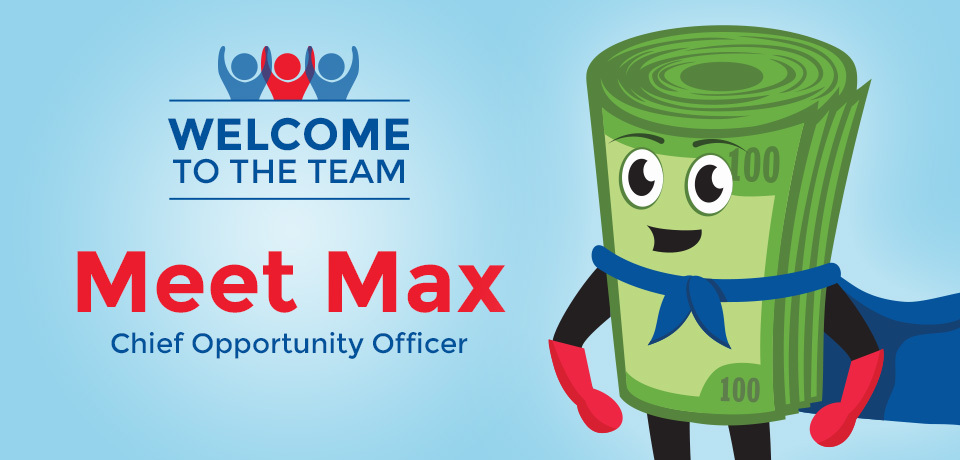 Introducing Our First Ever, Chief Opportunity Officer!