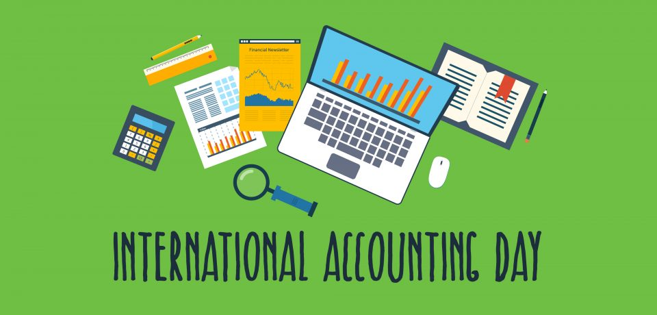 We're Celebrating International Accounting Day!
