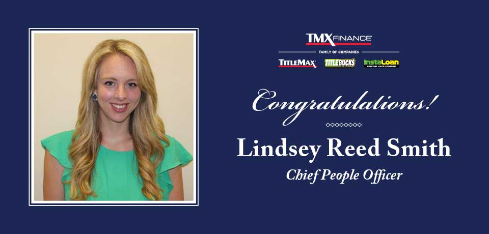 Lindsey Reed Smith Named Chief People Officer