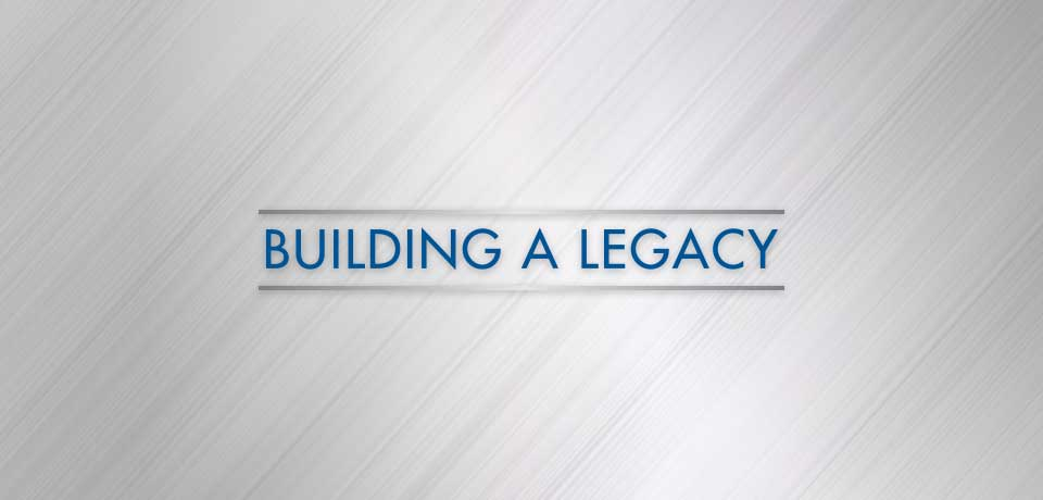 Are You Building A Career Legacy?