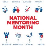 Celebrating National Mentoring Month