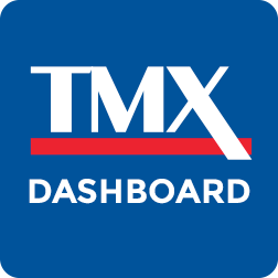 Go to TMX Dashboard