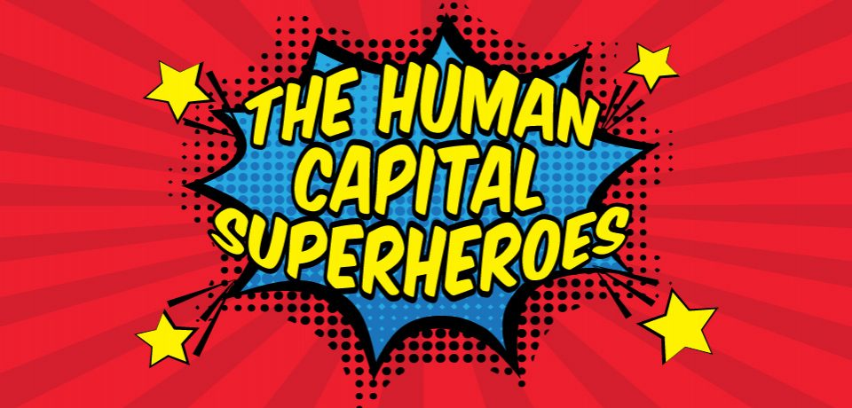 Back on June 28th the Human Capital Superheroes united for a Team Alliance!