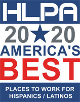 HLPA 2020 award badge