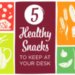 Five Healthy Snacks to Keep at Your ...