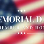 Memorial Day - A Day of Remembrance