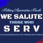 We Salute Those Who SERV: Don't Be ...