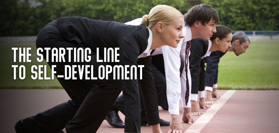The Starting Line to Self-Development