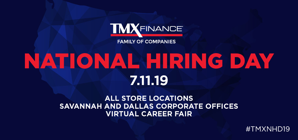 Why Our Recruiters Are Excited About #TMXNHD19