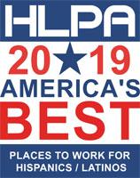 HLPA 2019 award badge